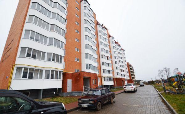 1- ком. квартира с отделкой и автономным отоплением в Волоколамске